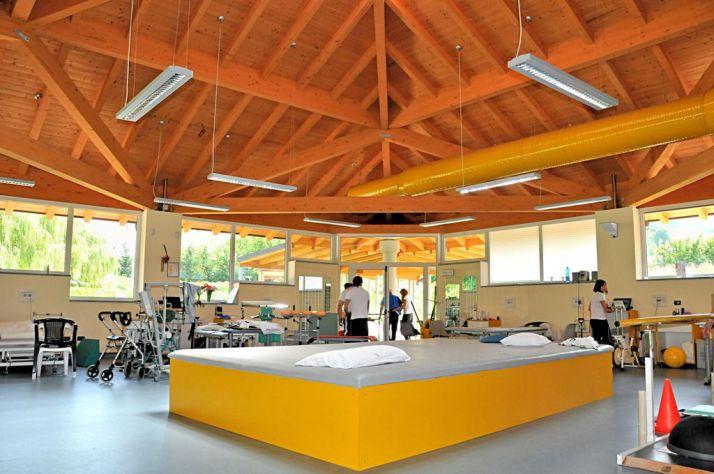 palestra neuro Ospedale San Giacomo